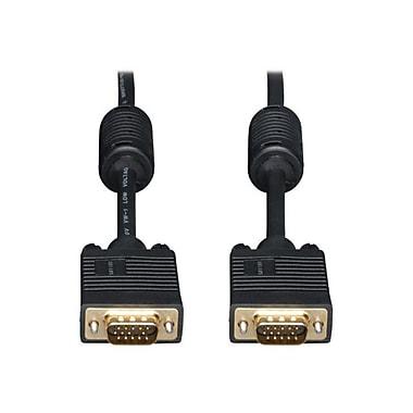 Tripp Lite P502-020 20' SVGA/VGA Monitor Cable, Black