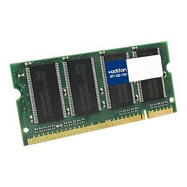 AddOn A0451758-AA 1GB DDR2 200-Pin Laptop Memory Module