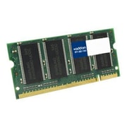 Lenovo 55Y3711 Compatible 4GB DDR3-1333MHz Unbuffered Dual Rank 1.5V 204-pin CL9 SODIMM