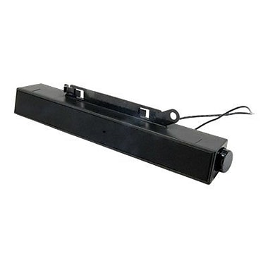 Dell™ AX510 10 W Stereo Sound Bar For UltraSharp or Professional Series Monitor