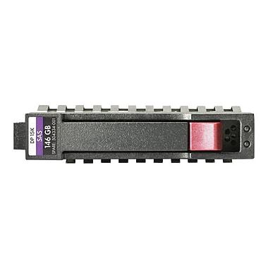 HP® 146 GB SAS (6 Gb/s) 15000 RPM 2 1/2in. Internal Hard Drive (652605-S21)
