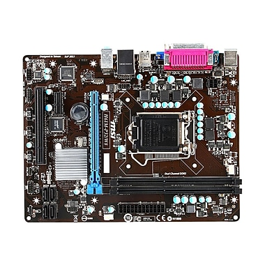 msi H61M-P32/W8 Desktop Motherboard, Intel H61 Express
