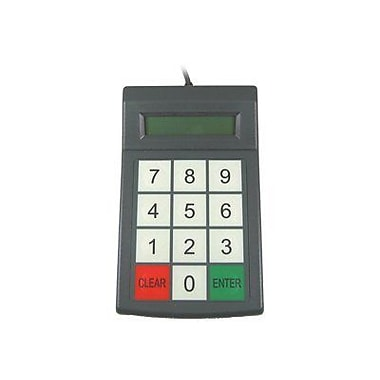 Genovation 904-RJ 12 Key Fully Programmable Mini-Terminal LCD Pinpad