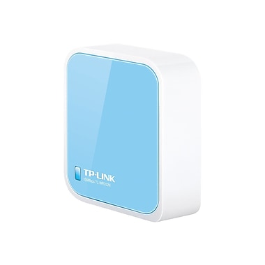 TP-LINK 150Mbps Wireless N Nano Router (TL-WR702N)