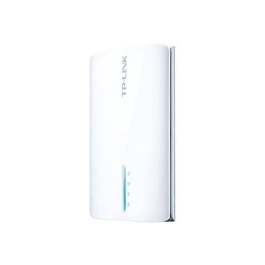 TP-LINK TL-MR3040 3G/4G Wireless N150 Portable Router, Battery Powered, AP/WISP/Router Mode,