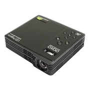 AAXA MP-300-03 HD WXGA Wi-Fi LED Android Pico Projector with Bluetooth, Black