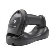 Motorola Symbol® LI4278 Cordless Handheld Linear Scanner, Black