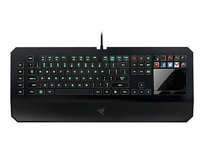 Razer DeathStalker RZ03-00790100-R3U1 Ultimate Elite Gaming Keyboard, Black