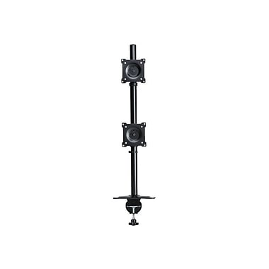 DoubleSight Flex DS-230PV Dual Monitor Desk Mount For Flat Panel Display Up to 60 lbs.