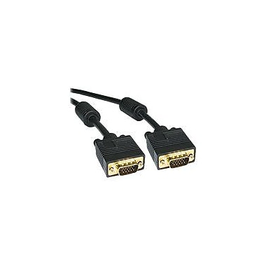 4XEM™ 1' High Quality VGA Cable, Black