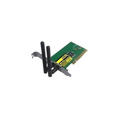 Sabrent PCI-802N Wireless-N PCI Adapter, 300 Mbps
