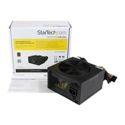 Startech® ATX12V 2.3 80 Plus Bronze Computer Power Supply With Active PFC, 450 W
