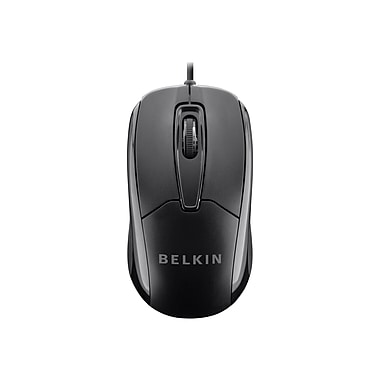 Belkin™ F5M010QBLK Wired Optical Mouse