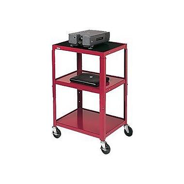Bretford® A2642 Height Adjustable AV Cart For 13