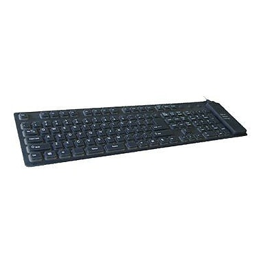 Adesso® AKB-230 Full Size Flexible Keyboard