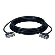 QVS CC388M1-50 50' VGA to UXGA Video Cable, Black