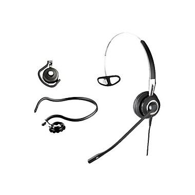 Jabra Biz 2400 Mono Noise Cancelling 3-N-1 Headset