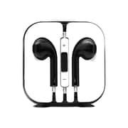 4XEM™ 4XAPPLEAR Earpod Earphones With Remote and Mic For iPhone/iPod/iPad, Black