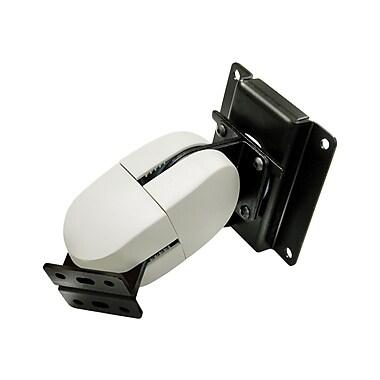 Ergotron® 47093800 100 Series Double Pivot, Up To 23 lbs.