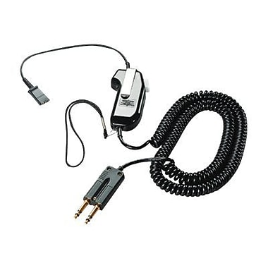 Plantronics® 60825-10 SHS1890-10 Push-to-Talk Headset Amplifer