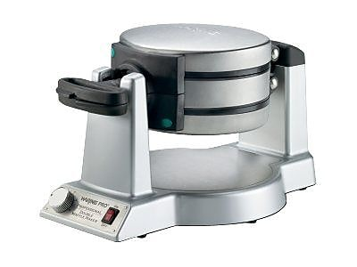 Conair Waring Pro 1400 W Double Belgian Waffle Maker IM1CL4752