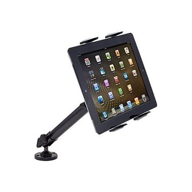 Arkon Heavy-Duty Universal Tablet Mount with 10in. Drill / Screw Base, Black