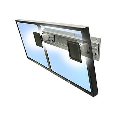 Ergotron® Healthcare Neo-Flex® 28514800 Dual Monitor Wall Mount, Up To 25 lbs.