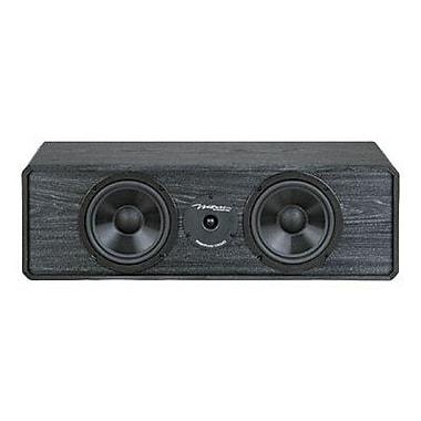 BIC America™ DV-62CLRS 2-Way Center Channel Speaker, Black