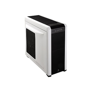 Corsair™ CC-9011013-WW Mid Tower Case, Black/Arctic White