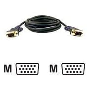 Belkin™ 6' Gold Series HD-15 Male VGA Monitor Replacement Cable