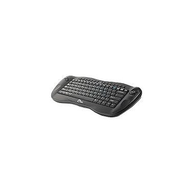 Siig® JK-WR0412-S1 Wireless Mini Multimedia Trackball Keyboard