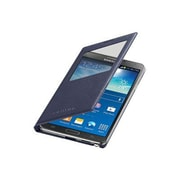 Samsung S-View Flip Cover Carrying Case For Galaxy Note 3, Indigo Blue