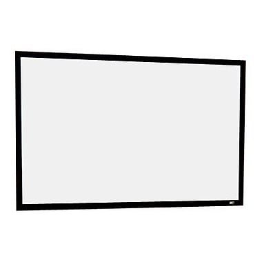 Elite Screens™ SableFrame Series 100in. Wall Mount Projector Screen, 16:9, Black Aluminum Casing