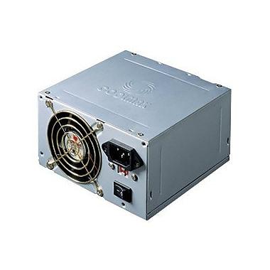 Coolmax® I-400 ATX 80 mm Smart Fan Power Supply, 400 W