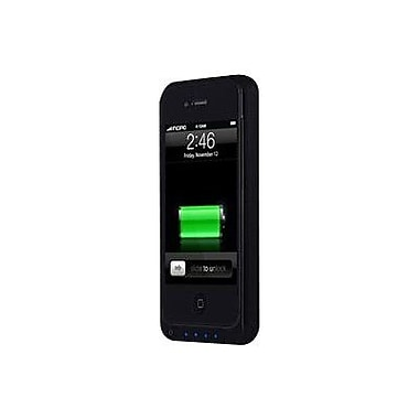 Incipio® offGRID™ Backup Battery Case For Apple iPhone 4/4S, Black