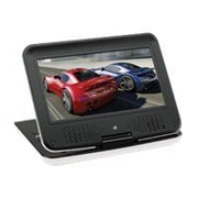 "GPX® PD901W 9"" LCD Display Portable DVD Player"