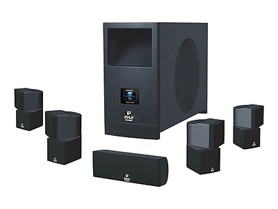 Pyle PHSA5 5.1 Channel Home Theater System 100 W RMS