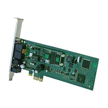 Multi-Tech® MultiModem® ZPX MT9234ZPX V.92 PCIE Voice/Data/Fax World Modem