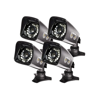 Night Owl CAM-4PK-724 Wired Surveillance Camera with 75 ft. Night Vision, Black