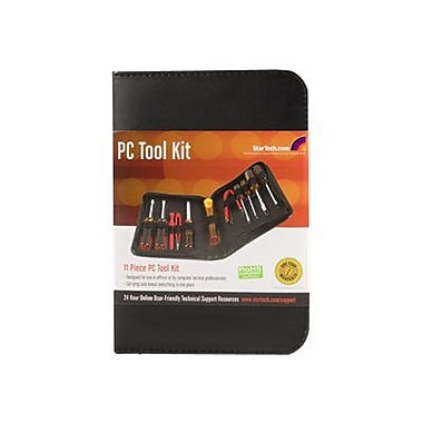STARTECH.COM® CTK200 PC Computer Tool Kit With Carrying Case