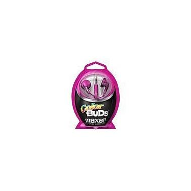Maxell® 190540 Earphone, Pink