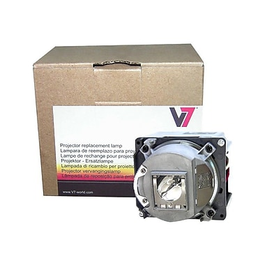 V7® VPL1001-1N Replacement Projector Lamp For HP L1695A, VP6310, VP6312, VP6320, 210 W