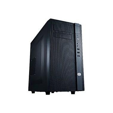 Cooler Master N200 System Cabinet, Midnight Black