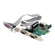 StarTech PEX2S5531P 2S1P Native PCI-Express Parallel Serial Combo Card