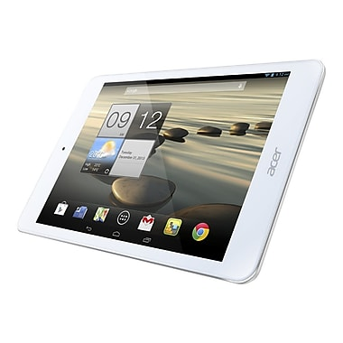 ACER AMERICA - NOTEBOOKS Intel Atom 1GB LPDDR2 Memory 16GB 7.9in. Touchscreen Android Tablet PC
