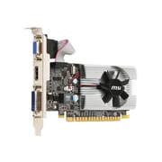 MSI® NVIDIA® GeForce® N210-MD1G/D3 Graphics Card, 1024 MB DDR3