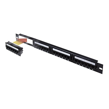 Belkin® F4P338-24-AB5 24-Port Cat5e Patch Panel