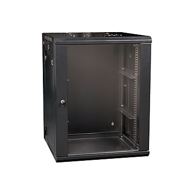 4XEM™ 350lbs. 15U Wall Mount Server Rack Cabinet