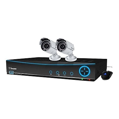 Swann™ DVR4-4200 4 Channel 960H Digital Video Recorder & 2 x PRO-642 Cameras