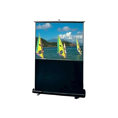 Draper® Traveller 230138 76in. Projection Screen, 16: 10, White Matte
